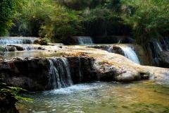 Kuang Si Waterval, Laos - Esmeralda Groen