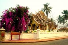 Wat Ho Pha Bang, Luang Prabang, Laos - Esmeralda Groen