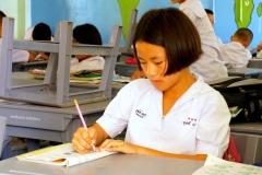Jantakan-Me, one of the sweetest girls of the orphanage - Innburi - Esmeralda Groen
