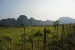 Vang Vieng, Laos - Esmeralda Groen