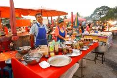 Local market - Tha Khan, Singburi province - Esmeralda Groen