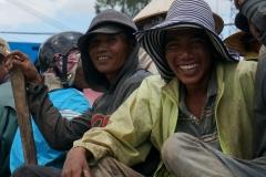 Local Vietnamese people - Esmeralda Groen